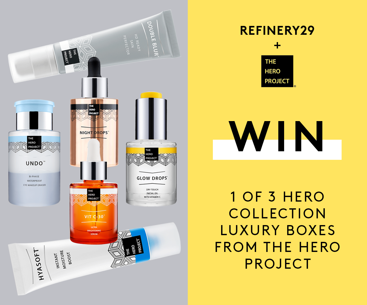Win Goodies From THE HERO PROJECT