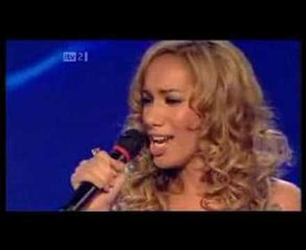 Leona Lewis X Factor Final A Moment Like This Leona Lewis In This Moment Relaxing Music