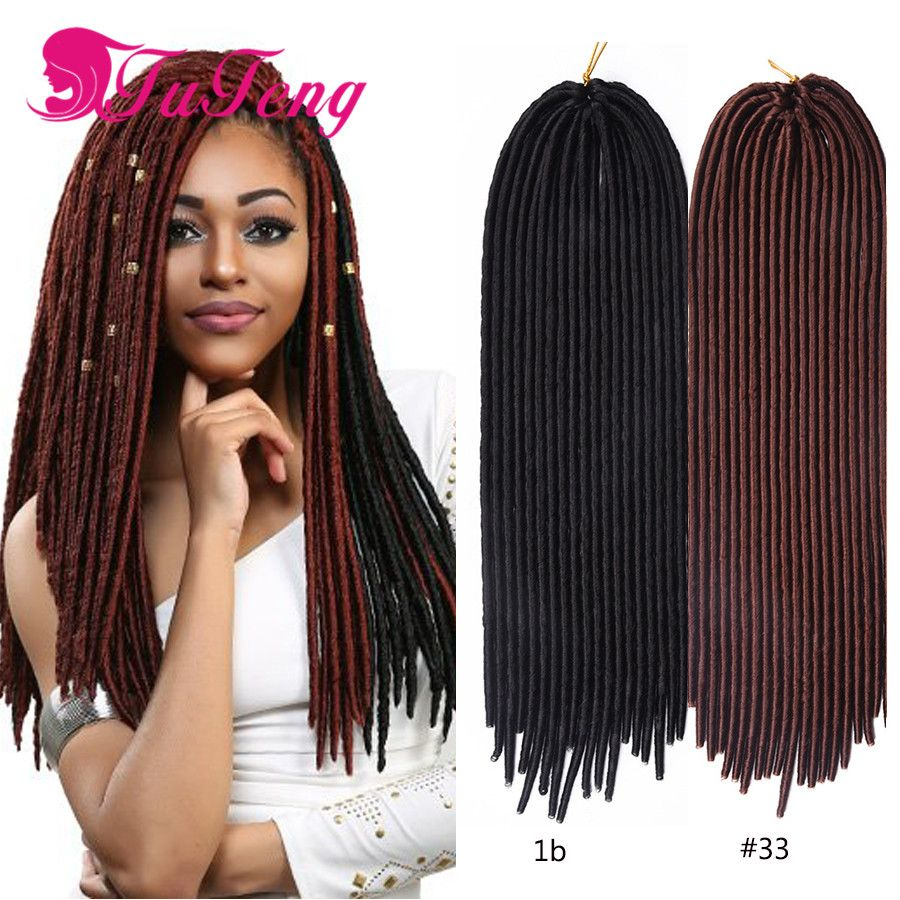 Cheap synthetic hair extensions buy quality hair extension cheap synthetic hair extensions buy quality hair extension directly from china havana mambo suppliers faux locs crochet hair 18 inch 24 roots crochet pmusecretfo Image collections