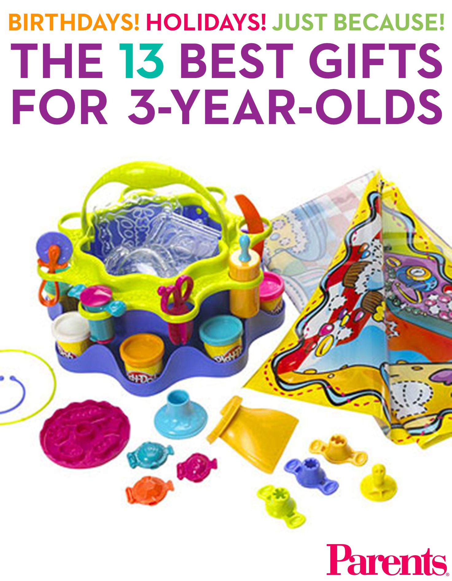 Best Ts For 3 Year Olds