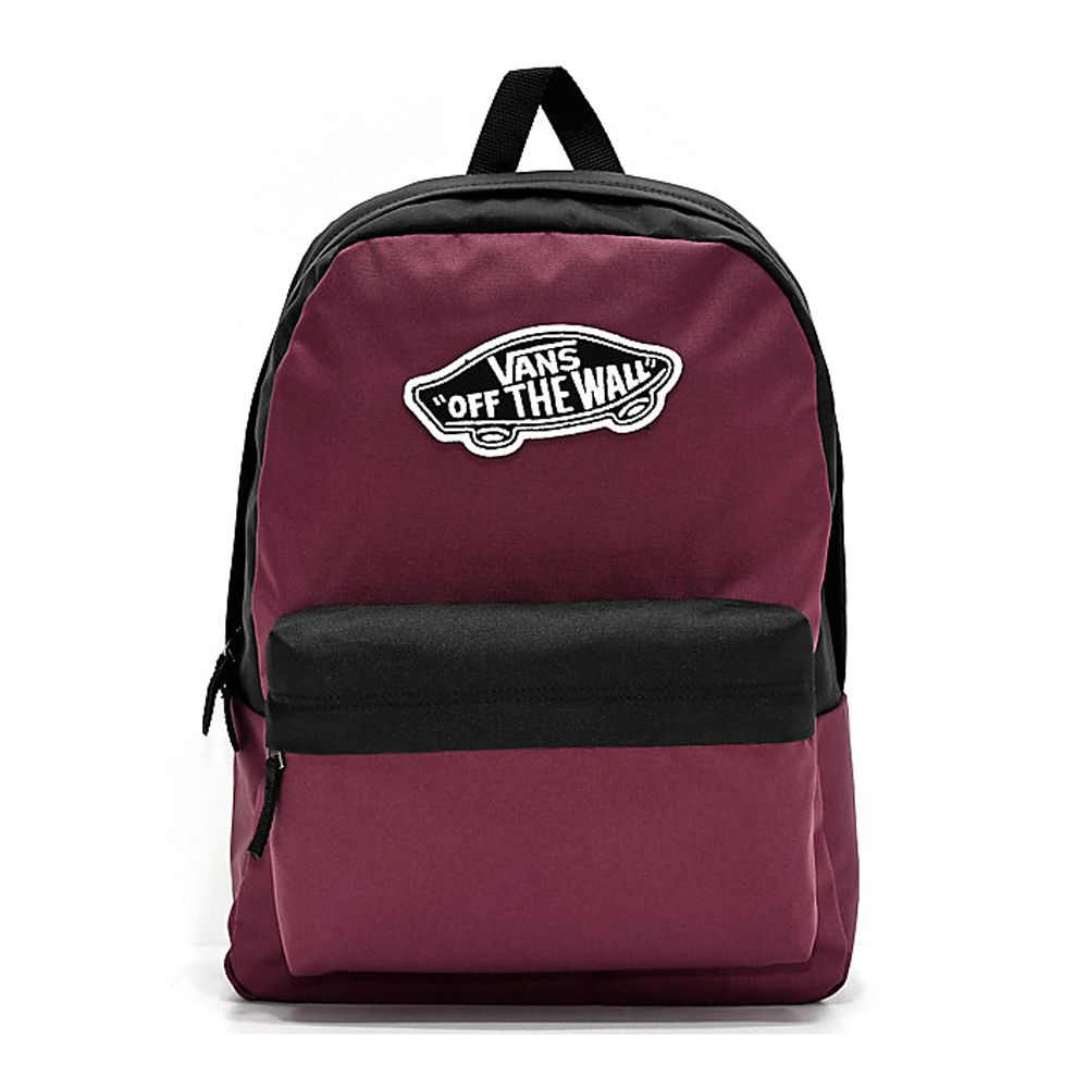vans mochilas mujer negra