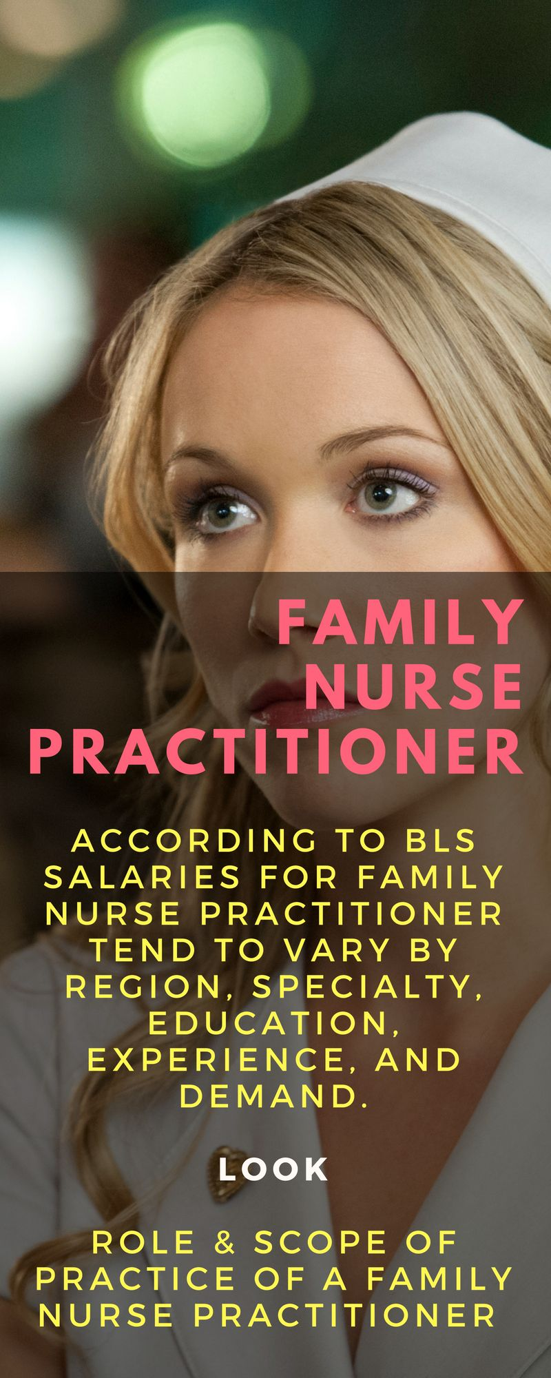 Family nurse practitioners play an important role in our