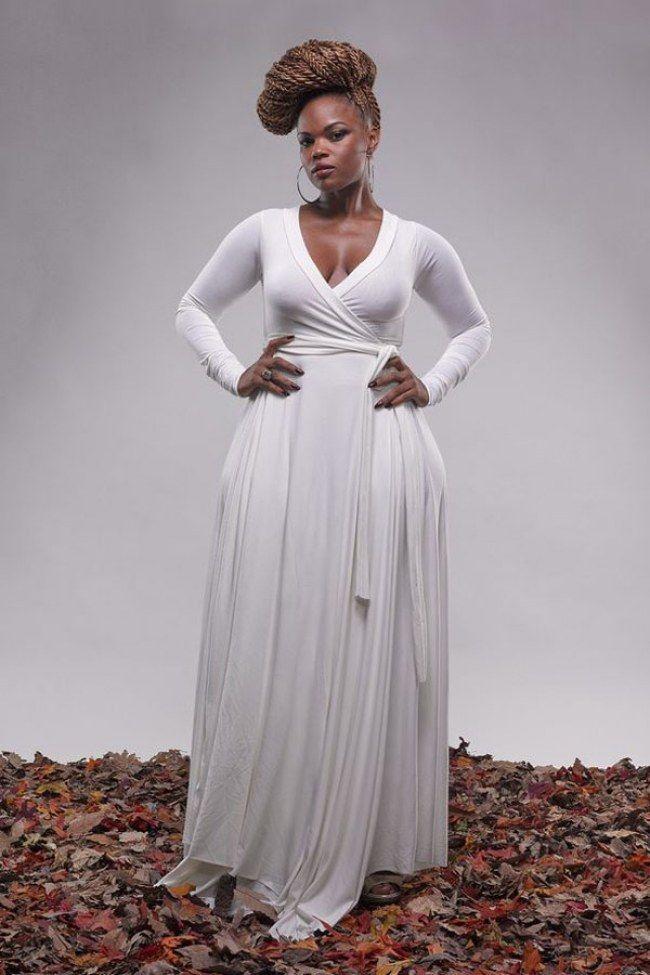 Dress for Big Lady