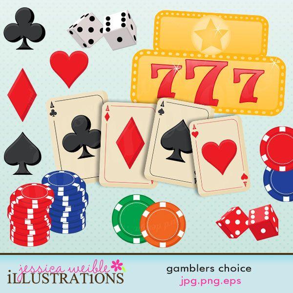 Casino Token Poker Dice Gambling - Dice Clipart - Full Size Clipart  (#3650258) - PinClipart