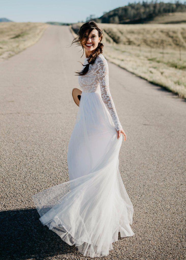 Zoey 2 0 Dress Wedding Dresses Indie Wedding Dress Rustic Wedding Dresses