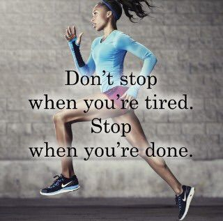 Image via We Heart It https://weheartit.com/entry/154744584/via/20592888 #body #done #dreams #healthy #nevergiveup #nike #strong #tired #workout #don'tstop #healthylifestyle #fitnessmotivation