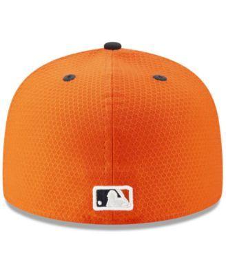 online retailer c3325 2beb7 New Era Boys  Detroit Tigers Batting Practice 59FIFTY Cap - Blue 6 3 4