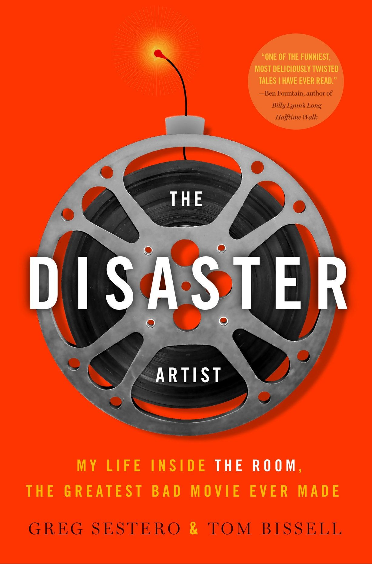 'The Disaster Artist' Was A Book Before It Was a Movie