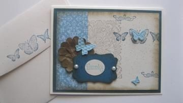 Another one from Facebook Stampin' Up...