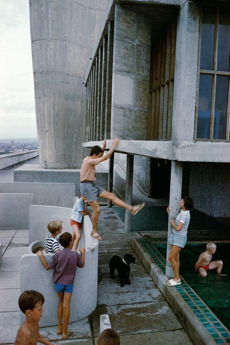 Magnum Photos Arquitetura