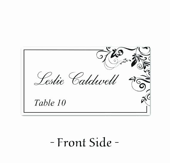 Tent Card Template 6 Per Sheet New Microsoft Word Table Tent Template 1 Per Page Wedding Place Card Templates Place Card Template Free Place Card Template