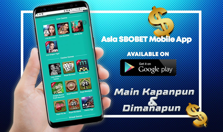 Cara Download Aplikasi Sbobet Di Android Asla Sbobet Mobile App Aplikasi Google Play Android