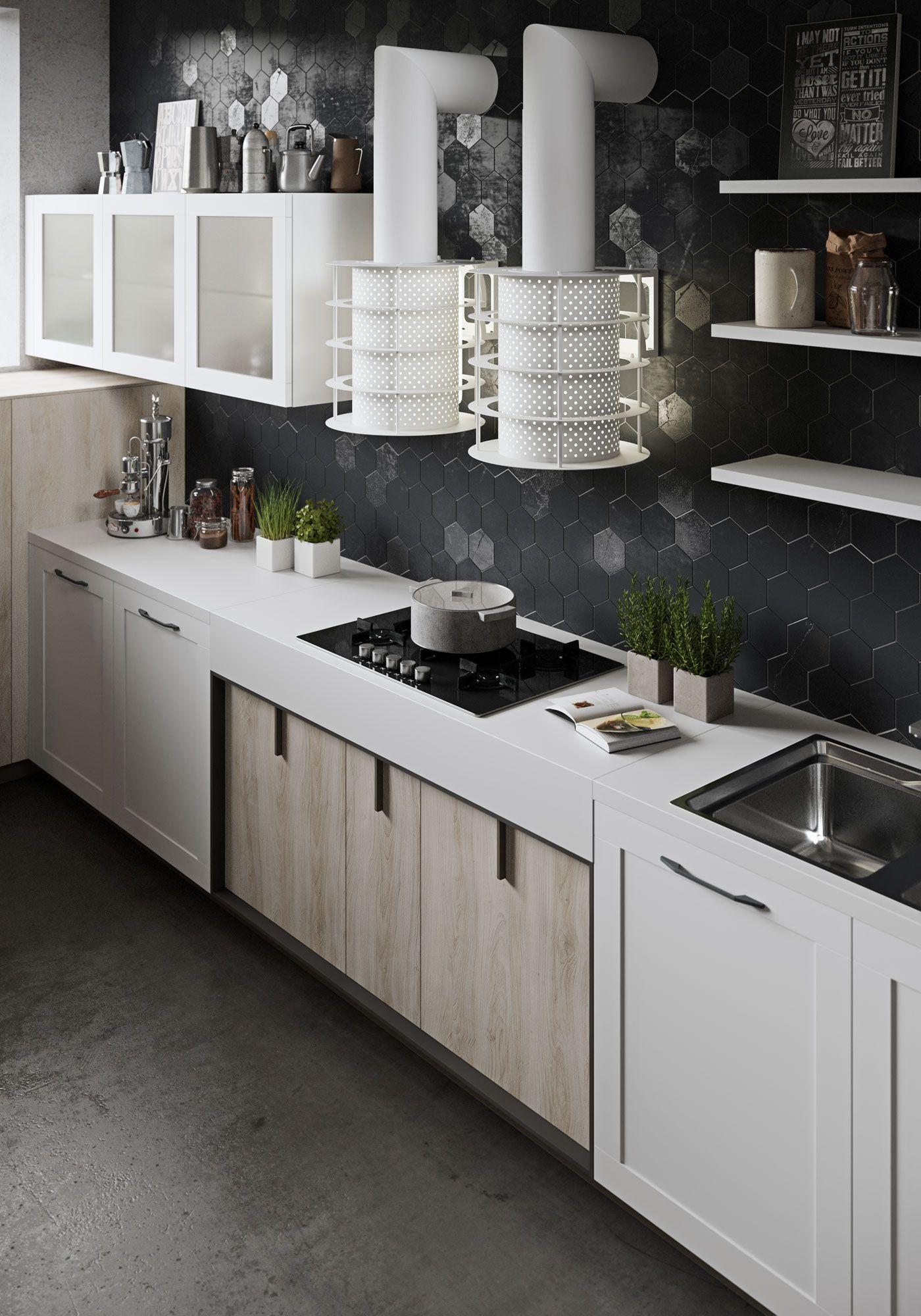 Lux Classic | Modern kitchen design, Kitchen, Kitchen design