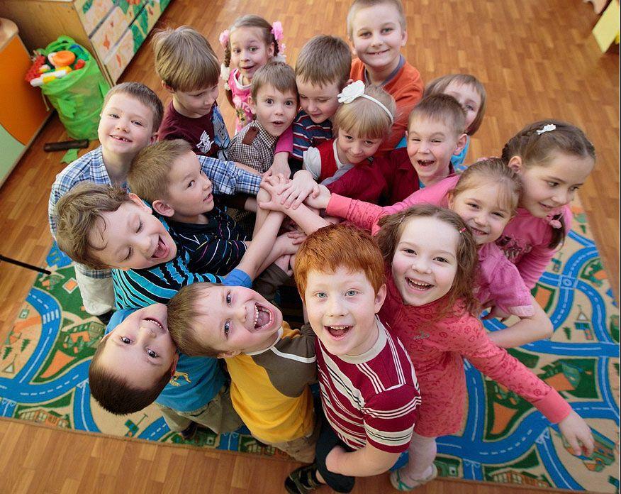 Дети в детском саду прикольные картинки