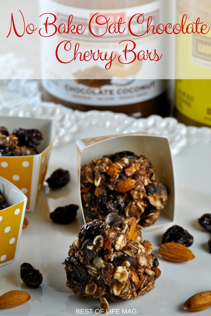 No bake oat chocolate cherry bars recipe baked oats cherry bars no bake oat chocolate cherry bars sweets recipesdrink recipesfree recipesdinner recipeseasy ccuart Image collections