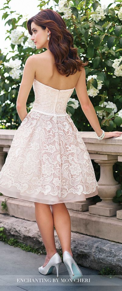 Wedding Trends 2017 Blushing Bridal Gowns With Mon Cheri Bridals