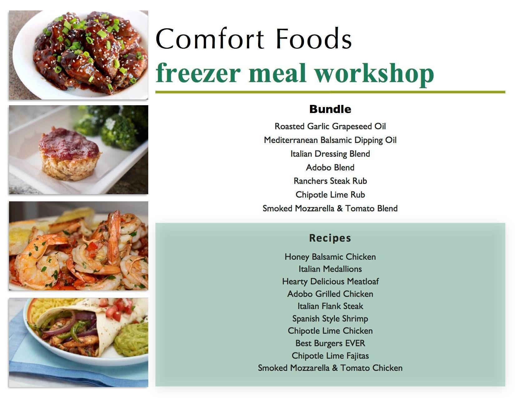 Comfort foods workshop bundle list recipes wildtree workshop comfort foods workshop bundle list recipes workshopmeal planningcomfort foodshealthy forumfinder Image collections