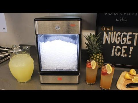 Opal Nugget Ice Maker Reviews Before You Buy Nugget Ice Maker