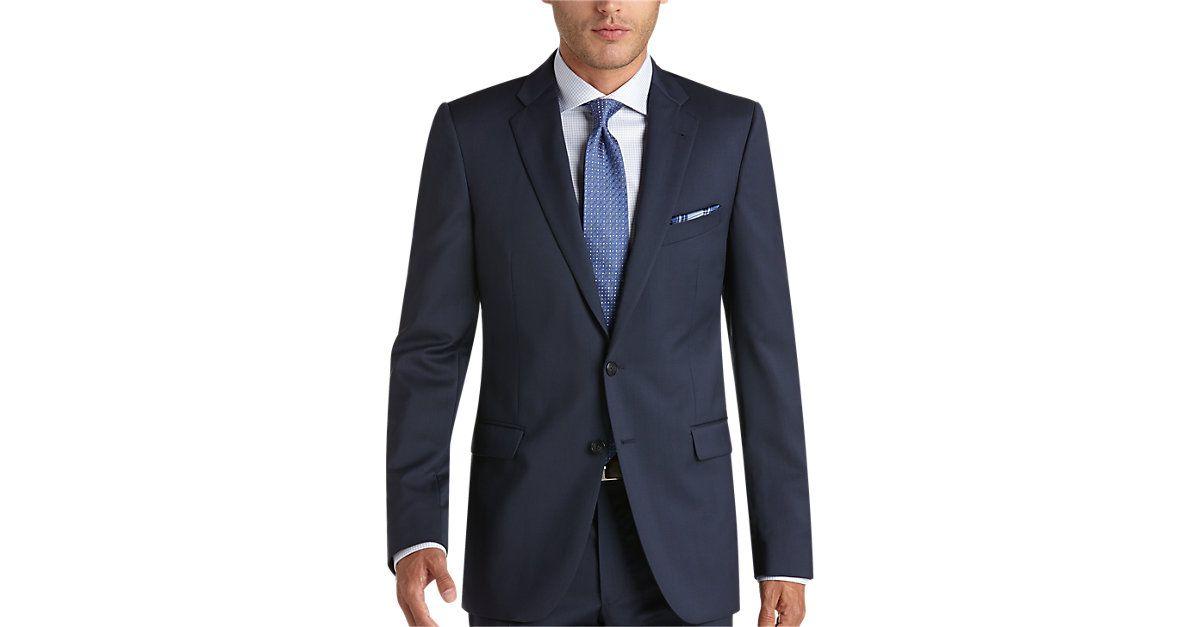 ea5c84c4 Joseph Abboud Blue Extreme Slim Fit Suit Separates Coat - Extreme Slim Fit  from MensWearhouse. #MensWearhouse