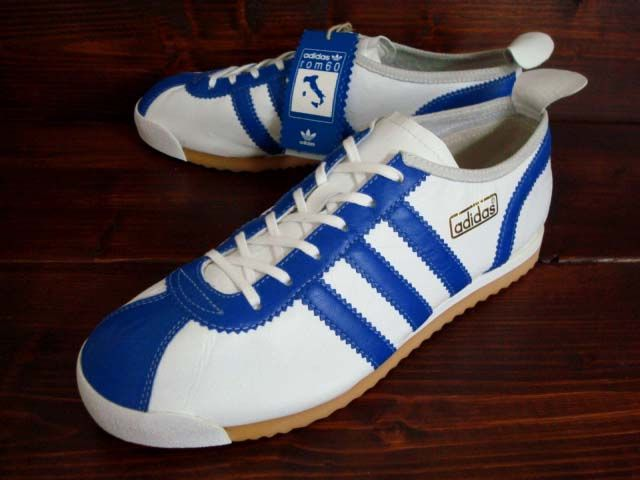 Adidas Rom made in Germany and released in Lovely quality construction from  kangaroo skin - stunning