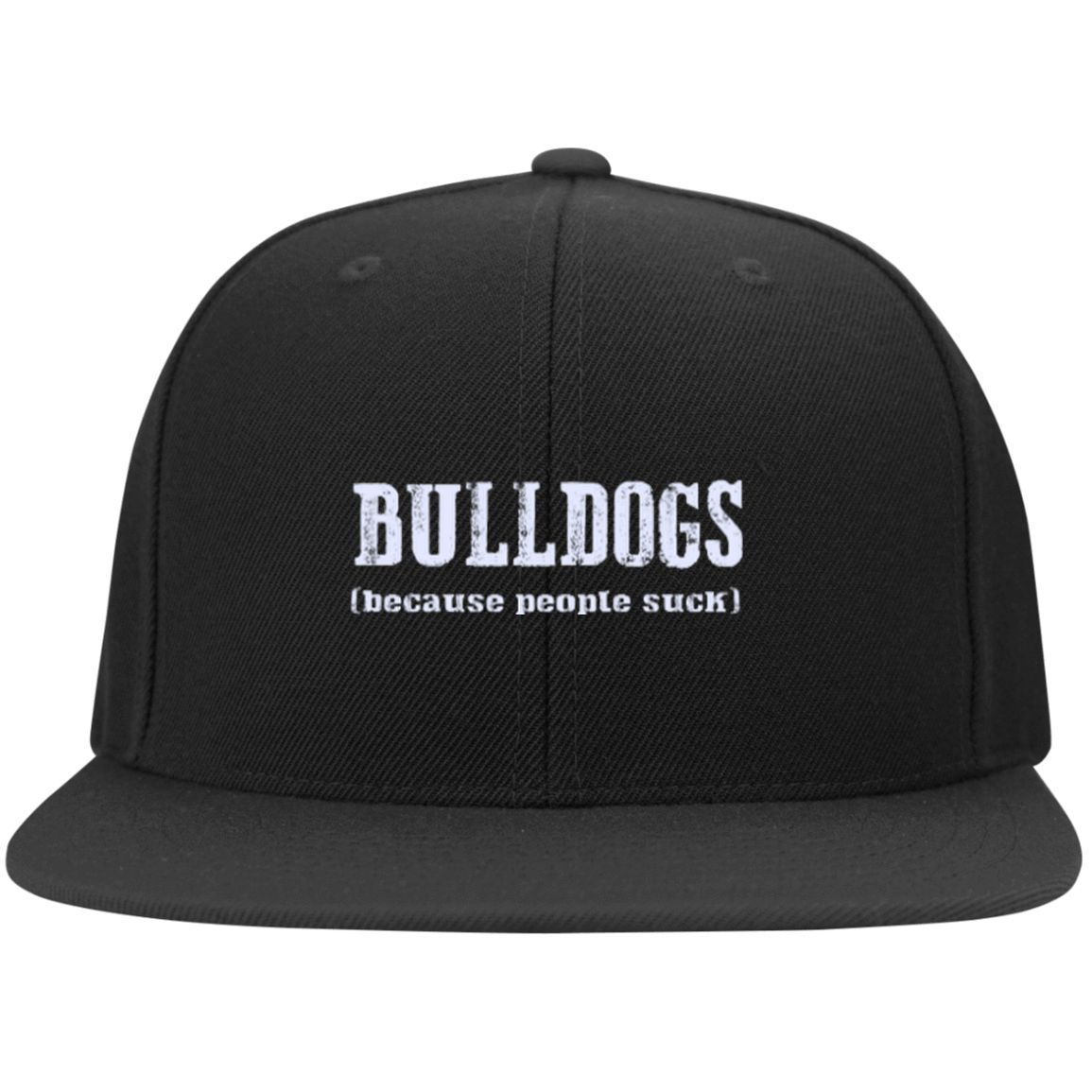 Bulldog (because people suck)