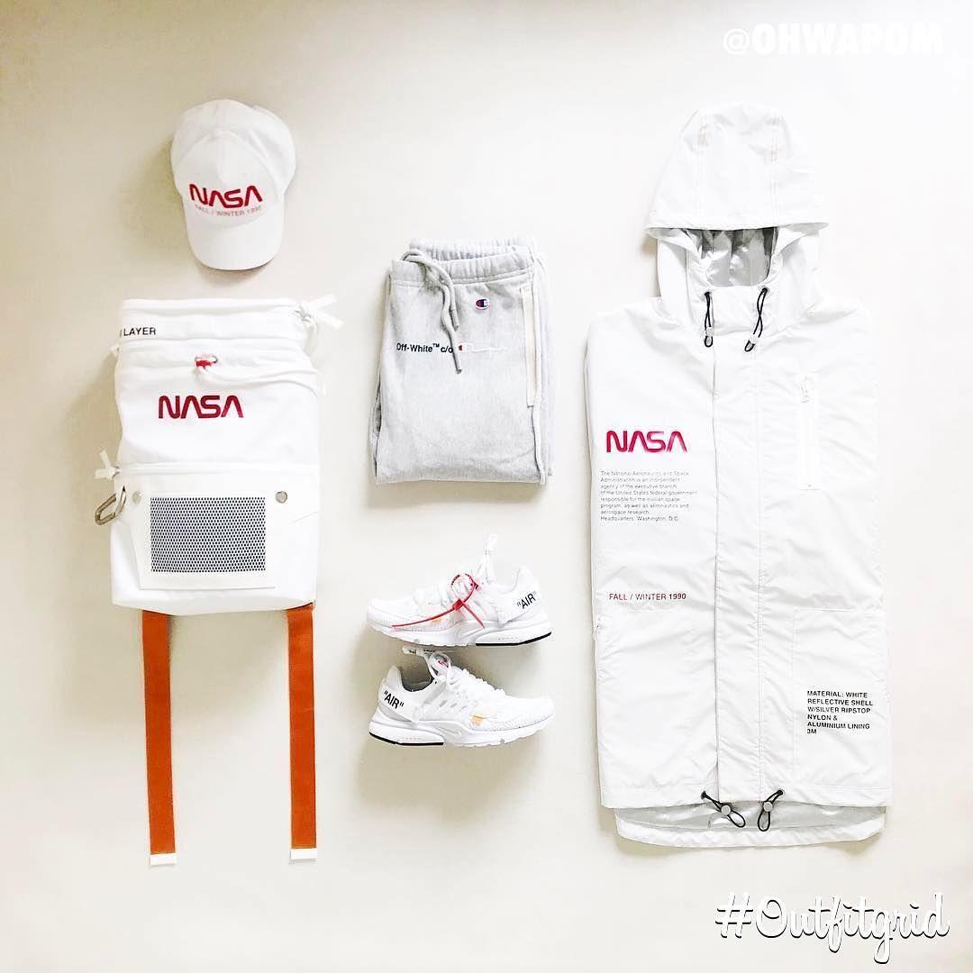 HeronPreston x #NASA #Jacket, #Hat, and