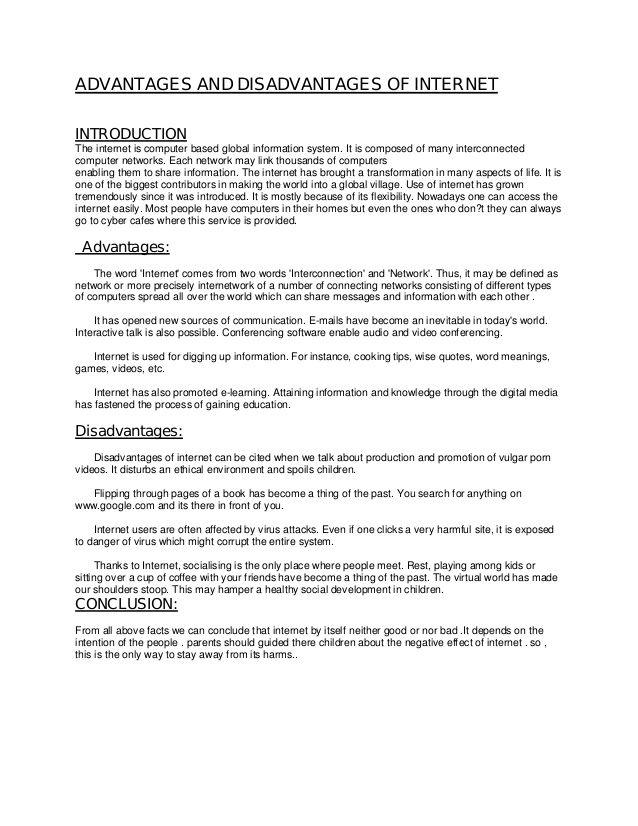 Benefits of writing essays