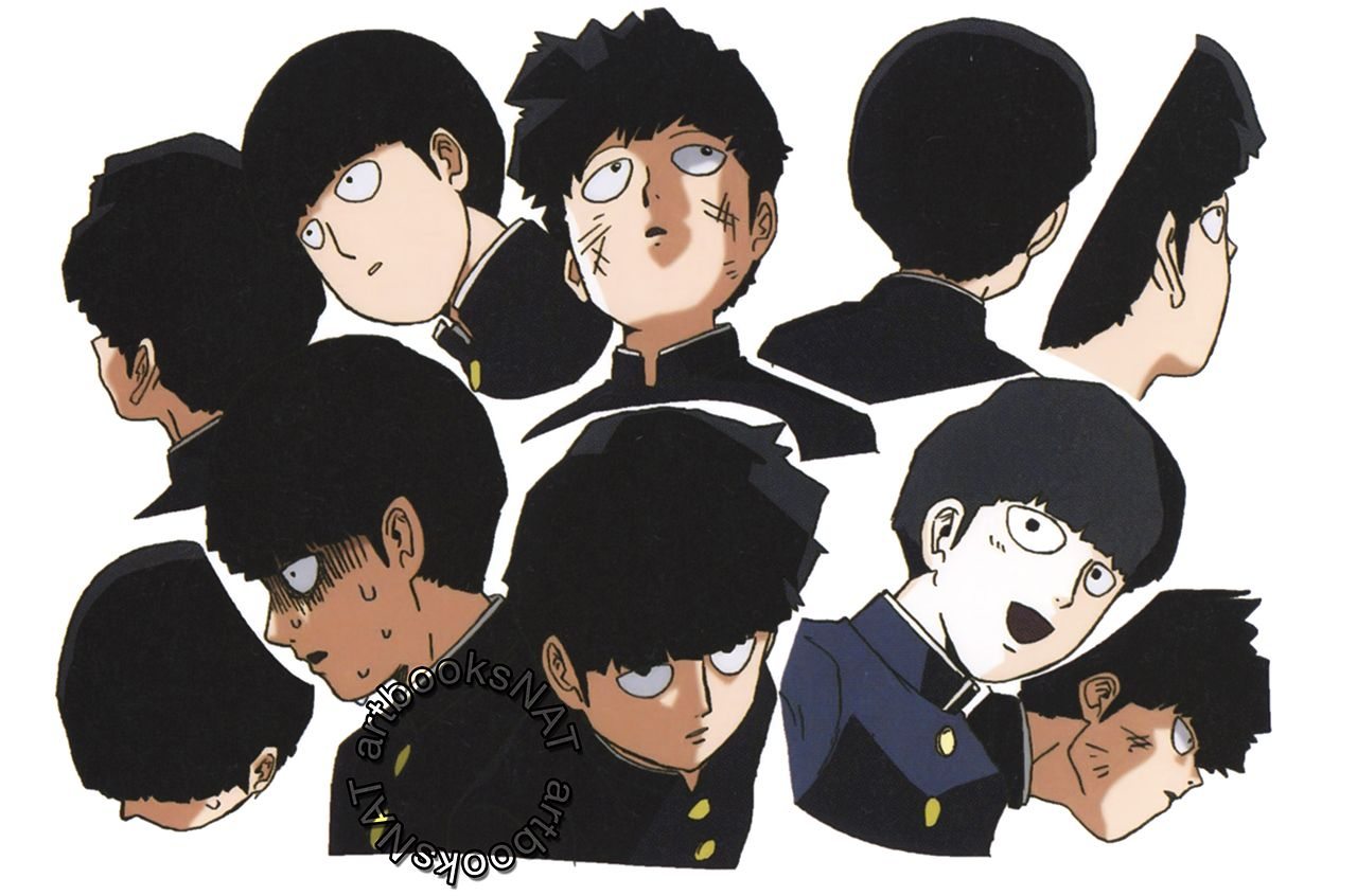 anime discourse and misc. Mob psycho 100 anime, Mob