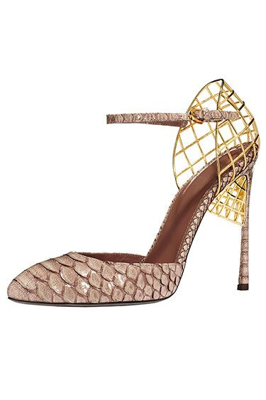 The In/Out List: Cage Match - Sergio Rossi pump
