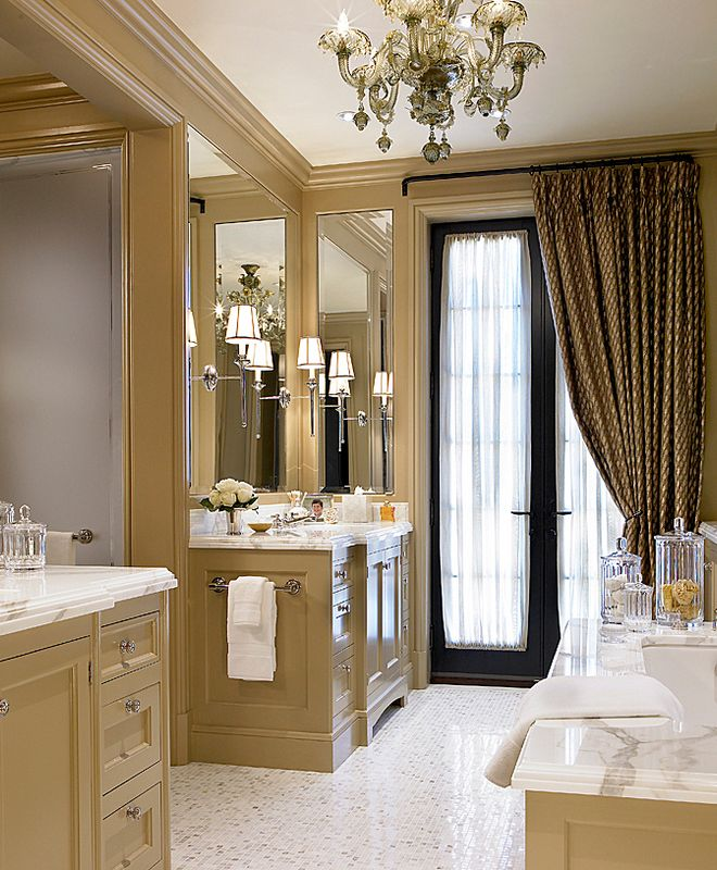 Bathroom Designer Chicago Entrancing Suzanne Lovell Inc Portfolio Interiors Bathroom  Kitchens Design Inspiration