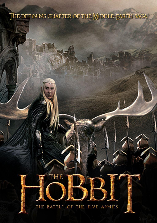 The Hobbit Fan Art: The Hobbit the battle of five armies