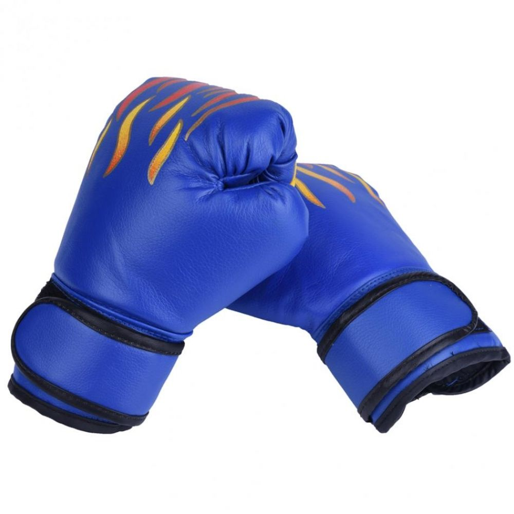 Child Boxing Gloves Professional Training Fighting Muay Thai Sparring Punching
