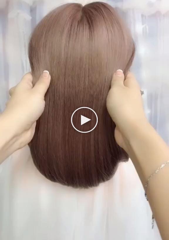 Kapsels Voor Lang Haar Video S Van Kapsels Tutorials Compilatie 2019 Deel 141 Kapselideeen Schattigekapsel Hair Tutorial Long Hair Video Long Hair Styles