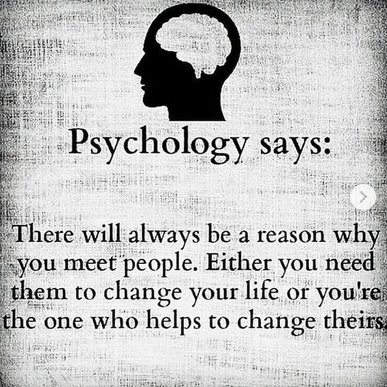 Psychology facts