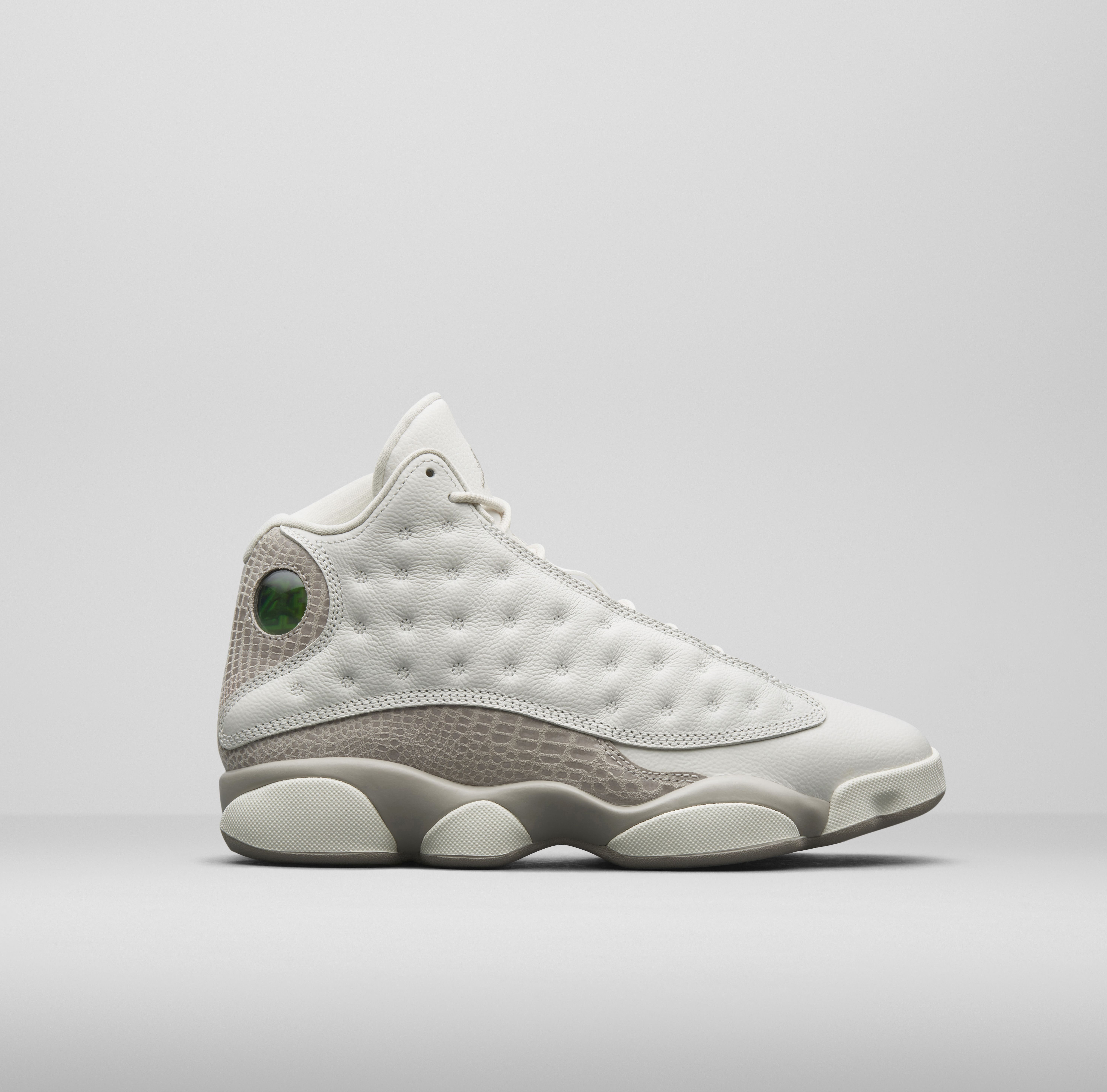 premium selection 8a5dd c01fd The Air Jordan XIII  Moon Particle  is available 7.27