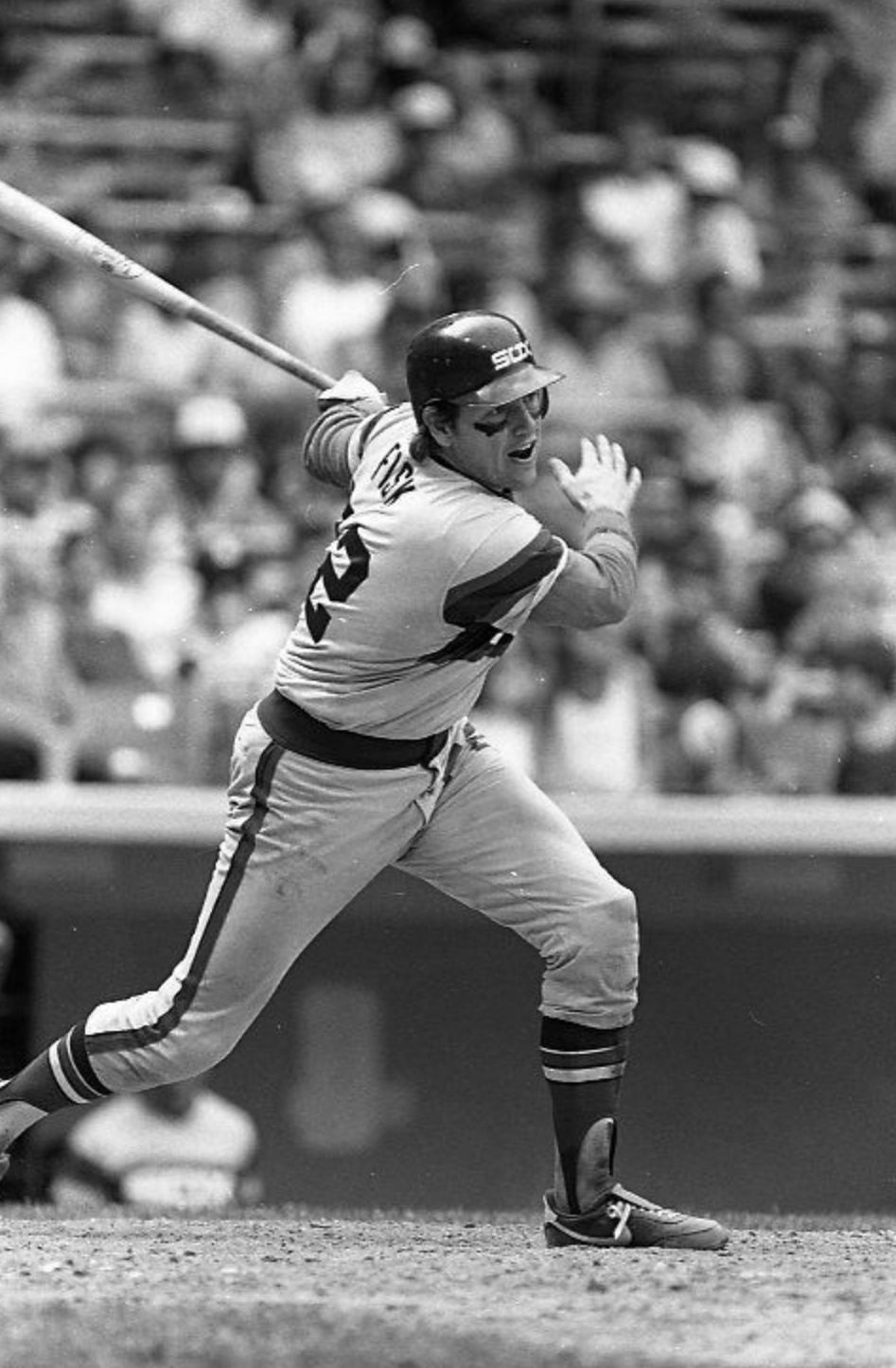 Carlton Fisk White sox baseball, Chicago white sox
