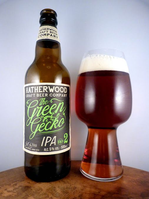 Image result for hatherwood craft beer company green gecko
