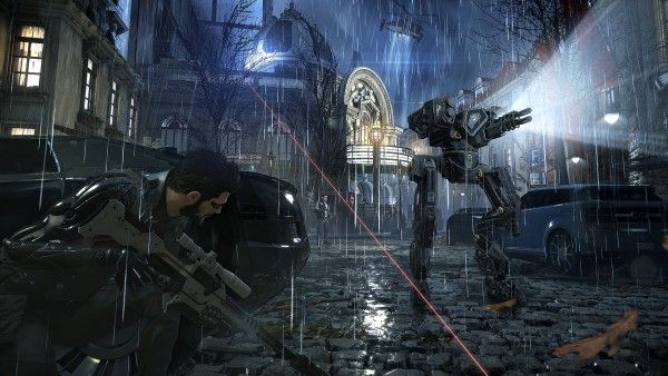 Square Enix Has Released A New Gameplay Trailer For Dues Ex