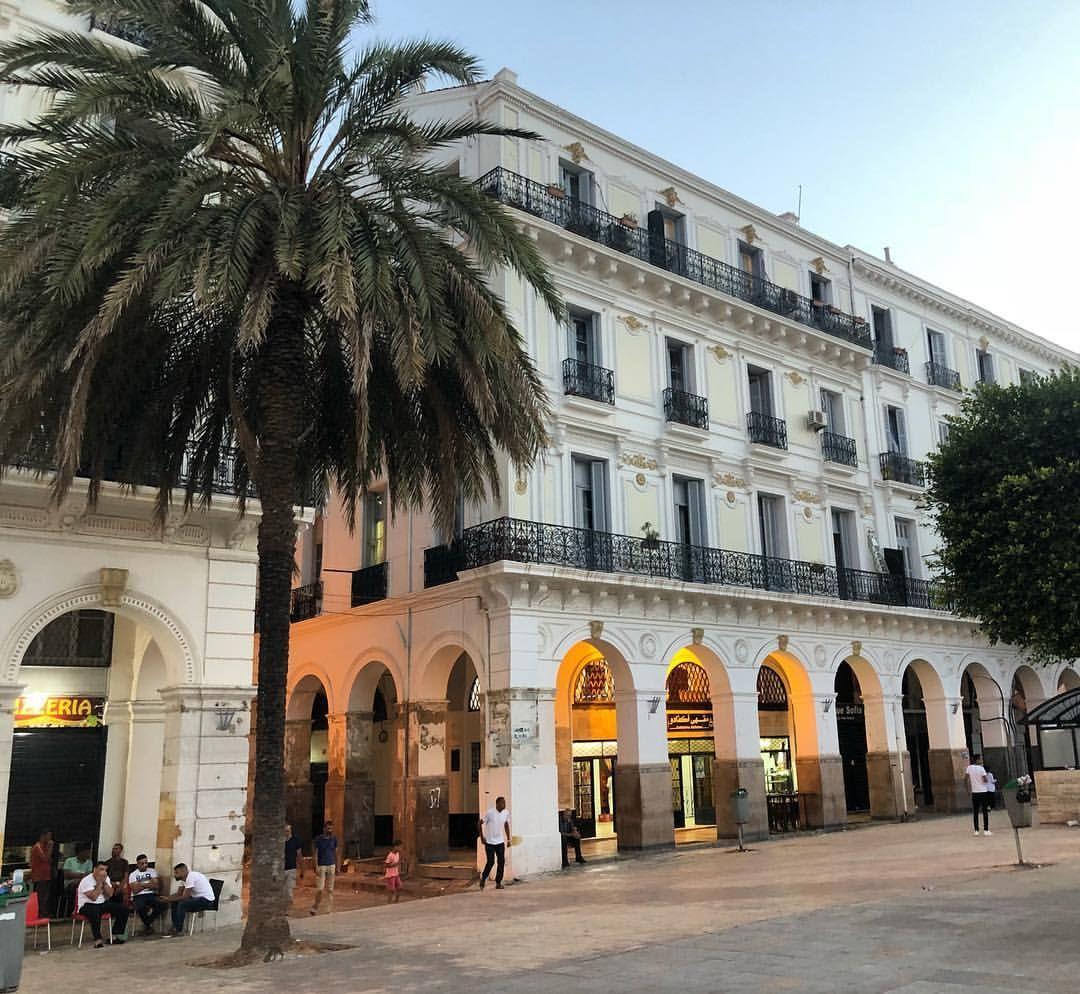 Place Des Martyrs Alger Algeria
