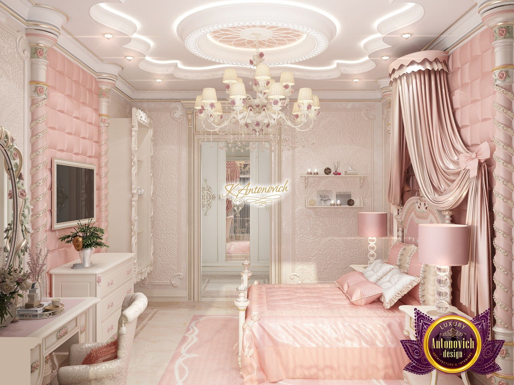 Luxury Villa In Cambodia Girl Bedroom Decor Luxurious Bedrooms Princess Bedroom Luxury teenage girls bedroom