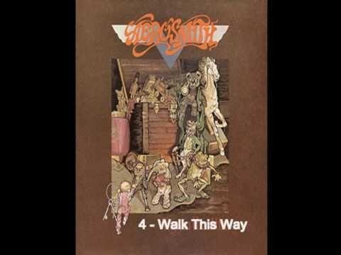Aerosmith 1975 Toys In The Attic Full Album