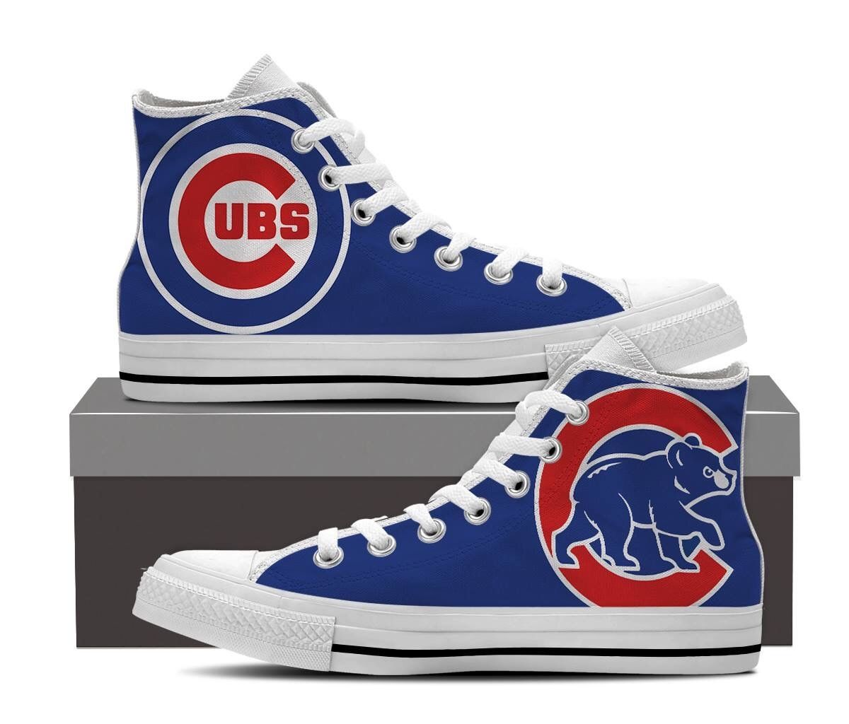 #FlytheW Cubs Converse