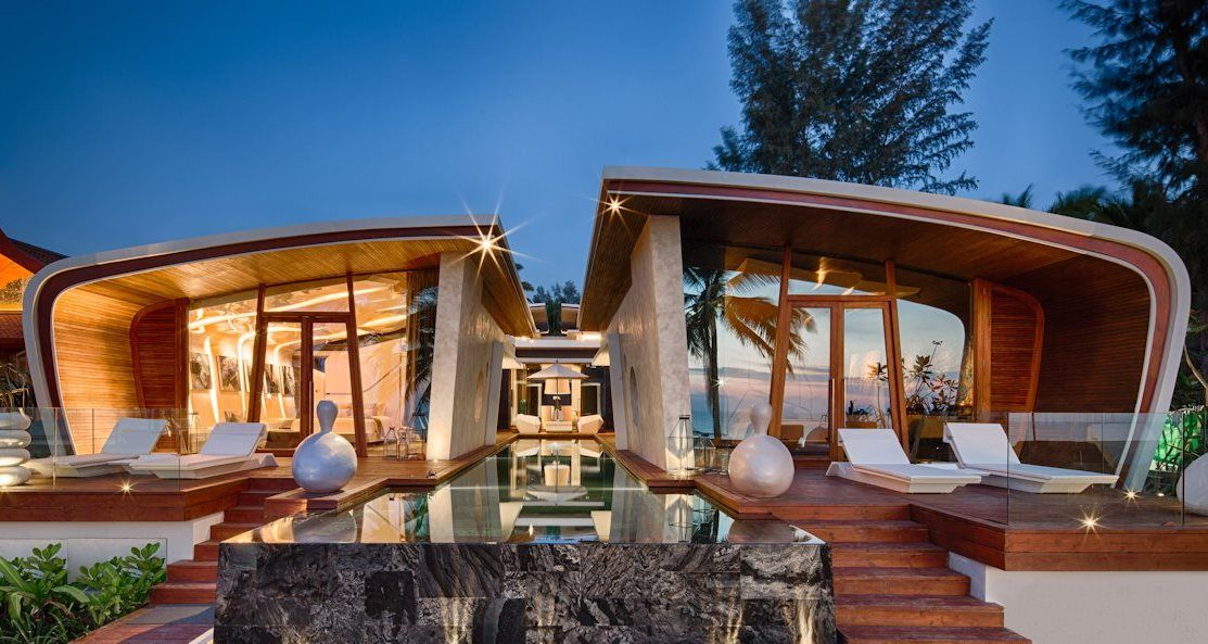 Iniala Beach House Interiors by A-cero