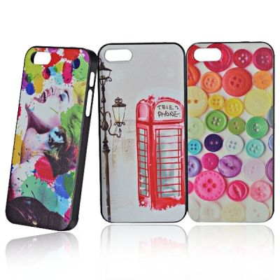 $2.05    Aesthetic Color Drawing Pattern Protective Back Case for iPhone 5