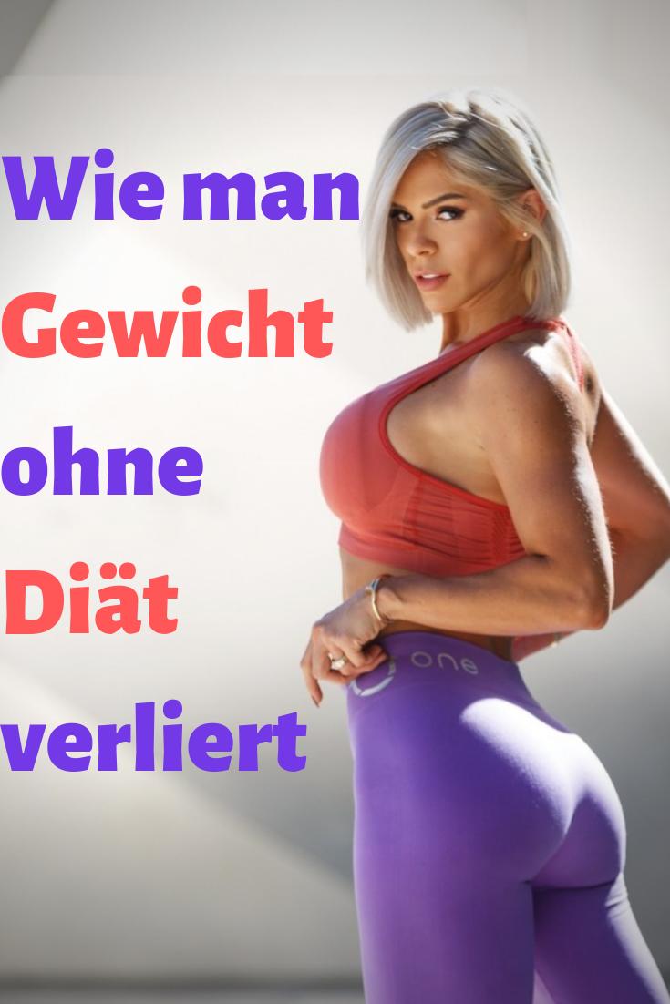 Photo of Wie man Gewicht ohne Diät verliert