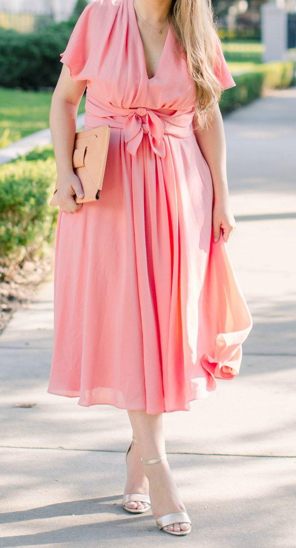 Wedding guest dress ideas  The Perfect Wedding Guest Dress  Summer Outfit Ideas  Pinterest