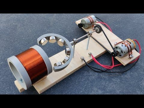 Free Energy Using Magnetic Pendulum Generator Youtube Alternatif Enerji