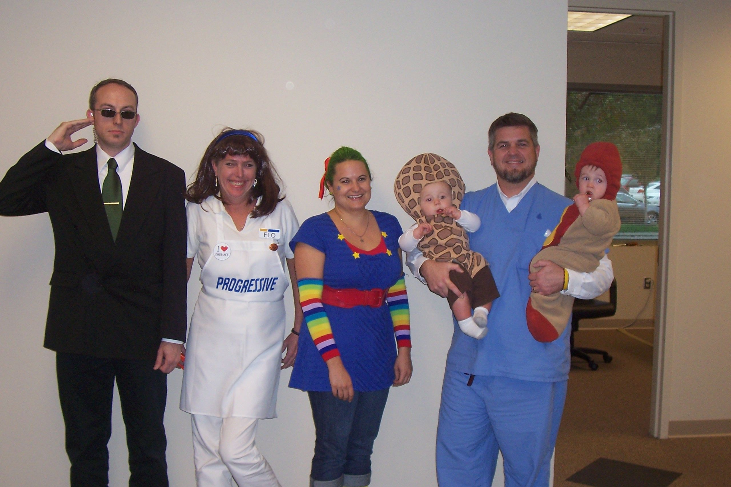 Halloween 2011 Spooky fun from our Richmond office