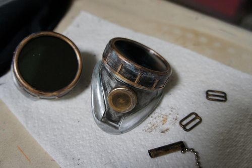 Steampunk Goggle: How To