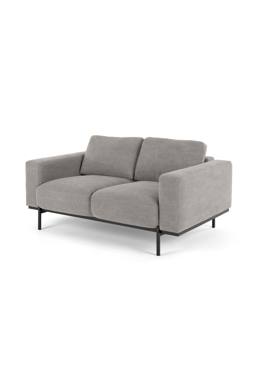 Jarrod 2 Sitzer Sofa Grau Sofa Furniture Home Decor